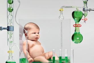 Sexul viitorului copil, stabilit in laborator?