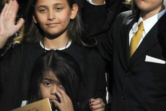 Fiica lui Michael Jackson, de nerecunoscut. Tanara s-a schimbat foarte mult in ultimul an. FOTO
