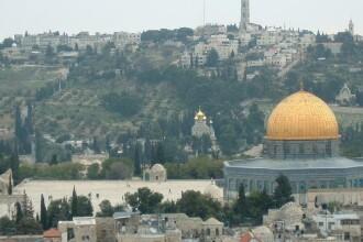 Protest cu scantei la Ierusalim, pentru o parcare!