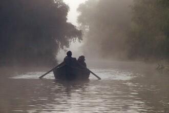 Turistii speciali din Delta: pescarii de rapitor