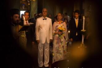 Adrian si Dana Nastase au sarbatorit nunta de argint