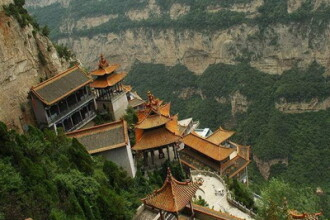 Idei de vacanta: provincia Shanxi - paradisul pe pamant chinez