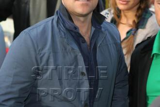 Robbie Williams s-a casatorit cu actrita Ayda Field