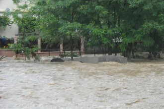 Dupa ce a fost lovita de canicula, in Europa au venit inundatiile