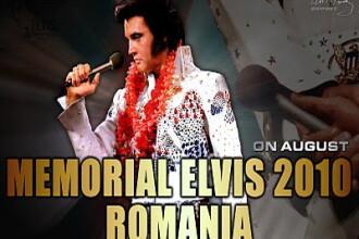Concert Elvis Presley la Bucuresti, in memoriam