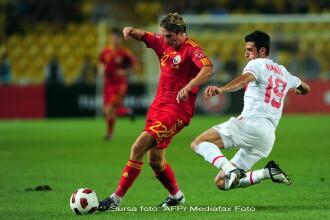 Romania invinsa cu 2-0 in amicalul cu selectionata Turciei