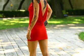"""Catalina Grama (Jojo) s-a tatuat pentru """"Nasa"""""""