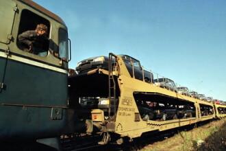 Va puteti lua si masina in calatoriile cu trenul, anunta CFR
