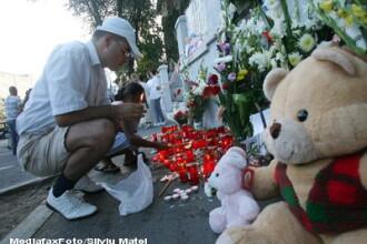 Cutremurator: parintii bebelusilor de la Giulesti au luat sicriele copiilor
