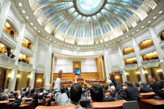 Parlamentarii au grija zilei de maine. Vezi ultima gaselnita incredibila