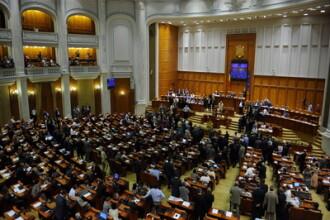 Razboiul pe legea pensiilor izbucneste din nou in Parlament