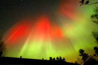 O furtuna solara puternica ameninta Pamantul.Ne va lua 10 ani sa ne revenim