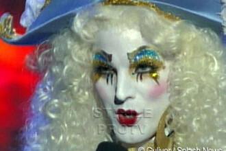 Lady GaGa la masculin! Prince Poppycock e noua senzatie a Americii
