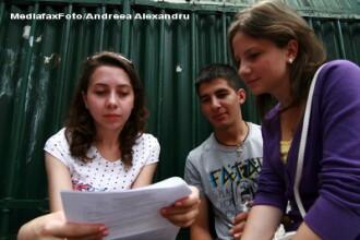 Vaslui: 570 de elevi de clasa a VIII-a au abandonat scoala