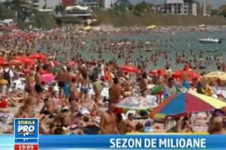 Avem un litoral de 4 milioane de euro pe zi. Doi turisti cheltuiesc chiar si 550 de lei/zi in Mamaia