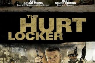 """""""The Hurt Locker – Echipa de foc"""", din 4 august pe voyo.ro"""
