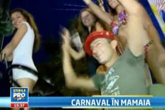 VIDEO. Primar de carnaval. Radu Mazare e mereu sufletul petrecerii in Mamaia