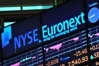 Bursele europene, in scadere dupa incetinirea cresterii economice anuntata de Germania