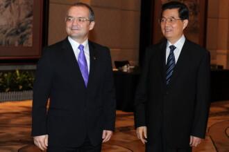 Boc a plecat in China sa obtina miliarde de dolari si s-a intors cu ... promisiuni si bune intentii