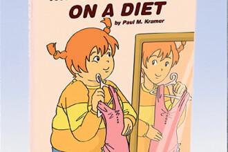 Cartea de slabit pentru copiii de 6 ani ii revolta pe nutritionisti. Ce urmeaza?