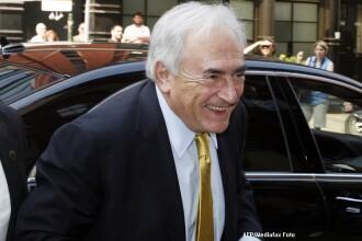 DSK a scapat. Procurorii renunta la acuzatiile de agresiune sexuala impotriva fostului sef al FMI