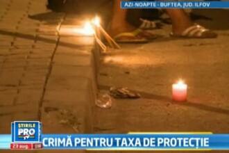 Romania interlopilor in 2011: ucis in plina strada in Buftea pentru ca n-a platit taxa de protectie