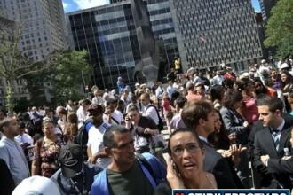 VIDEO. Cutremur cu magnitudinea de 5,9 la Washington si New York. Cladirea Pentagonului, evacuata
