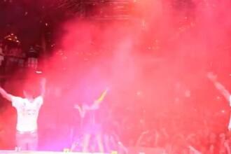 INNA a dat lovitura din nou. Concert in cel mai tare club din lume. VIDEO