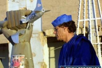 Muammar Ghaddafi: Nu am fugit din Libia. Nu voi parasi pamantul stramosilor mei. VIDEO