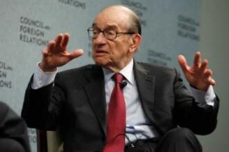 Fostul presedinte al FED: Zona euro se prabuseste, iar acest lucru afecteaza si economia SUA