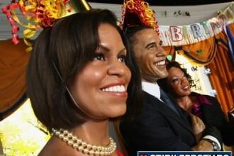 Un politist din escorta lui Barack Obama, arestat dupa ce a amenintat-o cu moartea pe Michelle