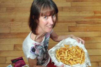 Uite cum arata femeia care nu se ingrasa niciodata: mananca junk food, dar nu pune un gram pe ea