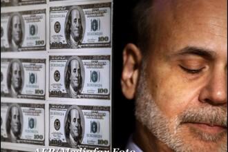 VIDEO. Discursul sefului FED trage indicele Dow Jones cu 200 de puncte in jos