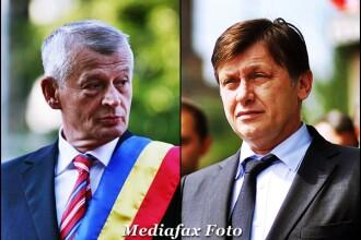 Conditia pe care Crin Antonescu i-o pune lui Sorin Oprescu in schimbul sustinerii la Capitala