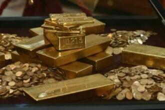 Utilizari neobisnuite ale aurului. Cea mai sigura investitie a momentului poate fi injectata in corp