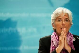 Christine Lagarde, directorul FMI: