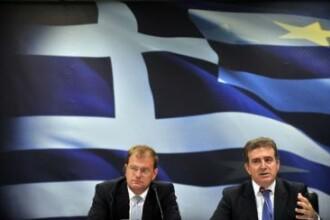 Analisti: Oficialii din zona euro vor debloca urmatoarea transa din ajutorul financiar catre Grecia