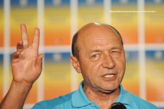 Traian Basescu: Nu ma ingrijoreaza nici macar acest truc care ne descalifica in ochii Occidentului