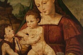 Un da Vinci pierdut. O femeie a avut pe perete, fara sa stie, un tablou de 125 milioane de euro