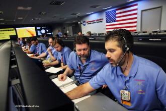 Specialistii NASA, uimiti de noile date oferite de robotul Curiosity despre atmosfera planetei Marte