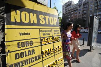 Cursul BNR a atins maximul ultimelor doua luni dupa ce a crescut cu 2,96 bani. Cat costa 1 EURO