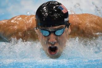 Secrete de campion. Michael Phelps nu iese din bazin nici atunci cand are nevoie la toaleta