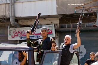 Human Rights Watch: Siria a folosit bombe cu submunitie impotriva unor zone locuite