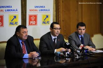 Ponta: Nu am discutat cu Dobre direct, dar stiam ca vrea sa demisioneze si am vorbit cu Antonescu