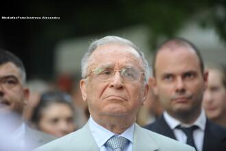 Ion Iliescu: Intrarea lui Iohannis in PNL e un pas interesant