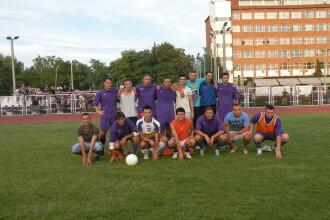 ASU Poli a castigat primul si singurul amical dinaintea campionatului: 5-3 cu FC Bazos
