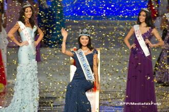 Miss World 2012 este din China. Se numeste Yu Wenxia si are 23 de ani. VIDEO si FOTO
