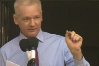 Julian Assange, vizitat de un deputat german la ambasada Ecuadorului din Londra