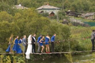 Ziua nuntii putea sa fie si ultima din viata lor. Ce a urmat dupa aceasta fotografie