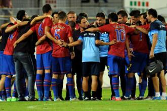 Steaua a invins Ekranas, scor 3-0, si s-a calificat in grupele Ligii Europa